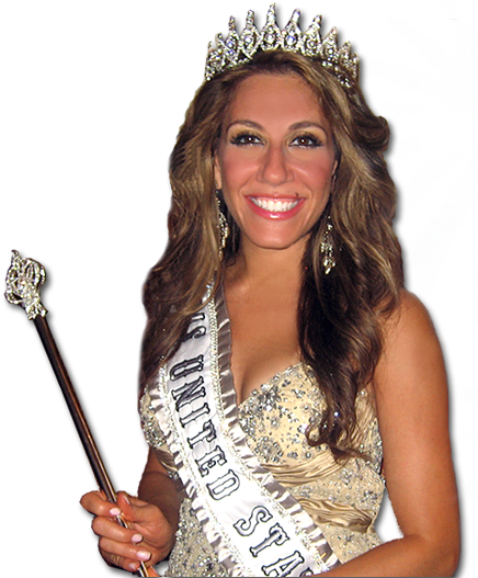 Ms. United States 2008- 2009